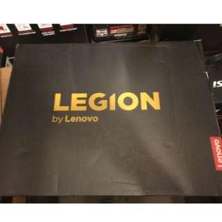 <LIKE NEW> Lenovo Legion Y720 Laptop i7-7700HQ 16GB RAM 512GB SSD GTX 1060 6GB (dell msi hp spectre carbon x1 aftershock razer stealth pro macbook apple)