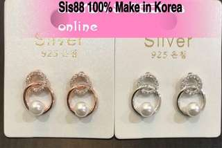 Korean Style Earrings