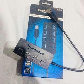 SABRENT USB PORT