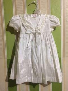 Trajecitos de Bebe Baptismal Dress