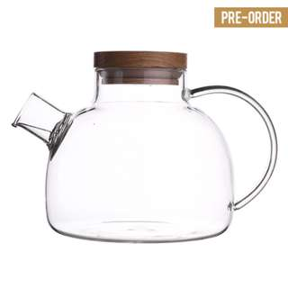 [PO] Japanese Style Small Glass Teapot