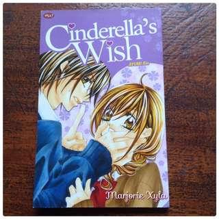 Komik One Shot - Cinderella's Wish - Ayumi Rin
