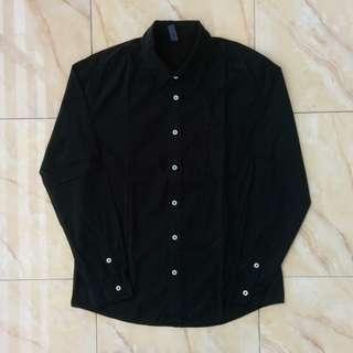 UNITED PARKS Japan Black Long Sleeve Shirt