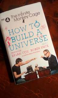 How To Build A Universe by Brian Cox & Robert Ince