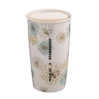 🆕Starbucks® 12oz Paul & Joe Floral Traveler
