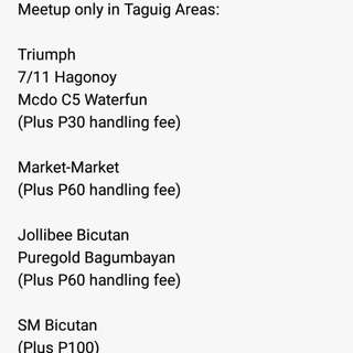Taguig Meetup List