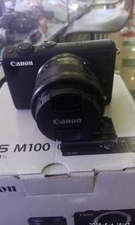 Mirrorles Canon EOS M100