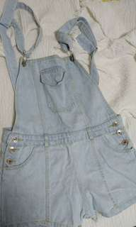 Romper and Denim Overall Clearance!!!