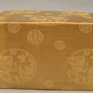 尋古堂◆早年大陸遊玩收集 清代翰林院封存 古醫書 醫聖寶典 錦布密封