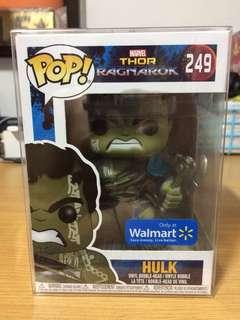 Funko Pop! Marvel - Thor Ragnarok: Hulk (Walmart Exclusive)