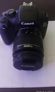 Kamera Canon DSLR 1300D