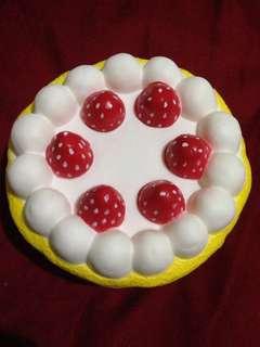 Jumbo Yellow Cake Squishy