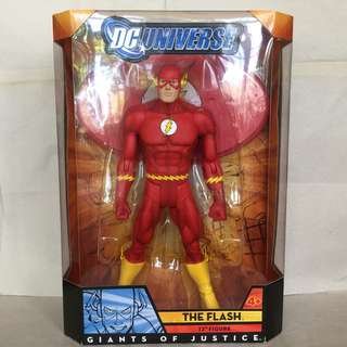"""DC Universe Giants of Justice The Flash 12"""" Figure"""