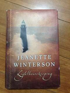 Jeanette Winterson - Lighthousekeeping