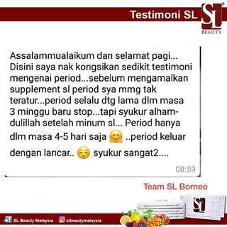 Sl beauty supplement