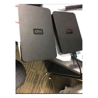 """2.5"""" external disk 500 Gb  : 4 pieces avail@ 160$ only"""