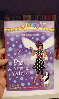 Pia the Penguin Fairy - Daisy Meadows