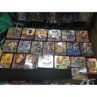 Future Card Buddyfight Sun Dragon Force Deck