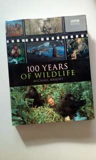 100 Years of Wildlife with The BBC & Michael Bright