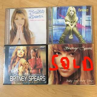 Britney Spears - 3 CDs