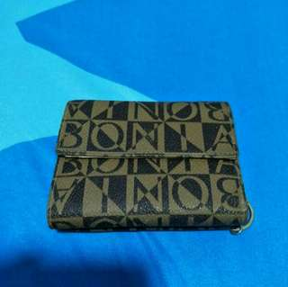 Authenic bonia ladies wallet