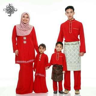 SET RAYA FAMILY