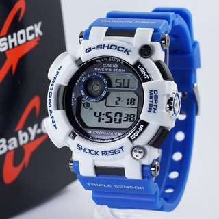Jam G-Shock Frogman KW GWF-D1000K-7JR Love The Sea And The Earth 2016
