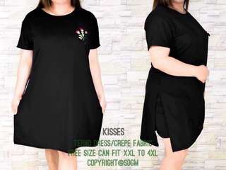 Plus size terno xl-4xl