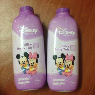 Disney baby powder