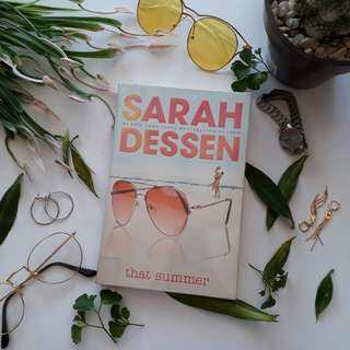 That Summer • Sarah Dessen
