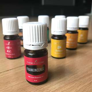 Young Living Frankincense Essential Oils 5ml