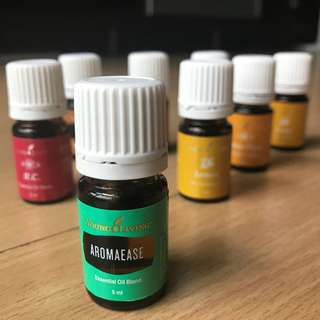Young Living Aromaease Essential Oils 5ml