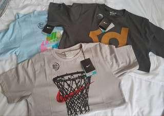 Get 3 Nike Shirt!