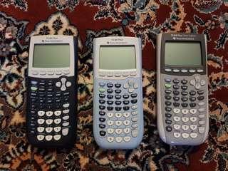 TI-84 Graphic Calculator