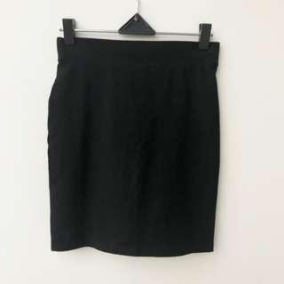 H&M Rok Kerja Wanita Pencil Skirt
