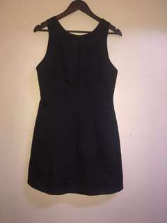 Authentic armani hourglass dress