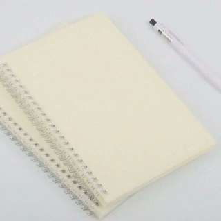 BUY 2 FOR 180 BUNDLE PROMO A5 MUJI NOTEBOOK