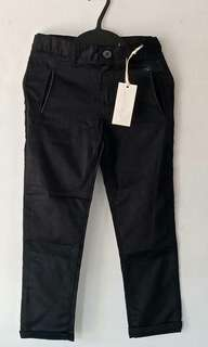Mothercare black formal pants for boys