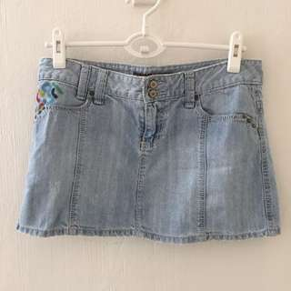 Ripcurl Denim Skirt