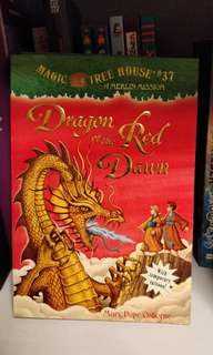 Dragon of the Red Dawn - Magic Treehouse
