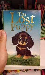 The Lost Puppy - Holly Webb