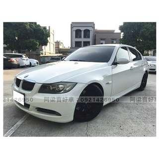 2007年-BMW-323i-買車不是夢想.輕鬆低月付