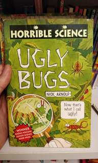Ugly Bugs - Horrible Science