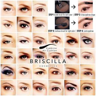 🌸bricilla eyebrows 👁