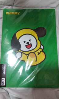 BT21 Chimmy Shooky TaTa Koya Cooky RJ A5Notebooks