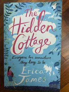 """The Hidden Cottage"" by Erica James"