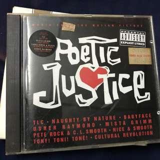 Various - Poetic Justice