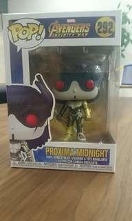 Infinity War Funko pop: Proxima Midnight