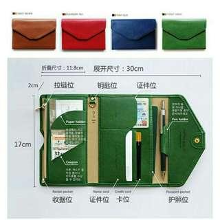 Multifunctional Passport Wallet