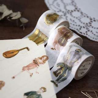 (PO) The Symphony Washi Tapes Part 2